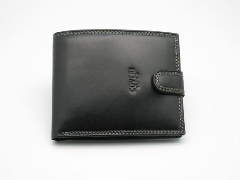 Usnjena moška denarnica