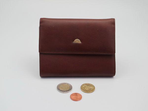 Moška usnjena denarnica