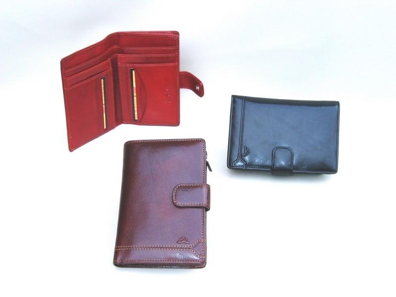 Usnjena denarnica Tony Perotti